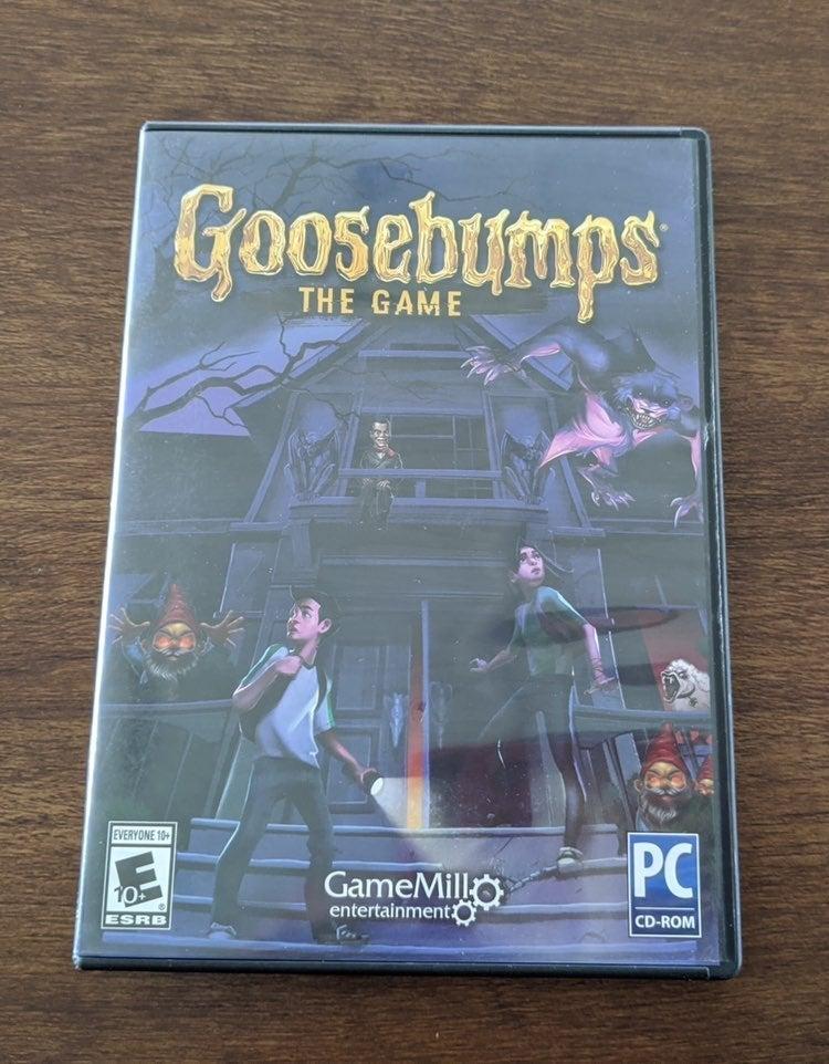 Goosebumps the Game Encore PC GAME