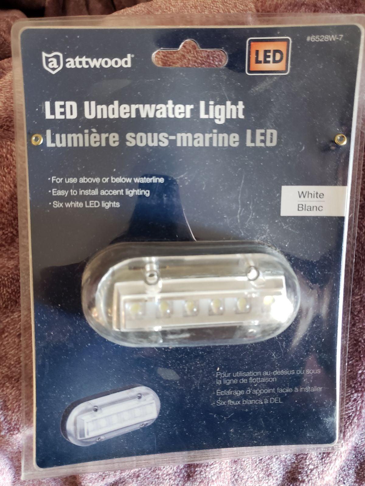 Attwood Underwater LED Light