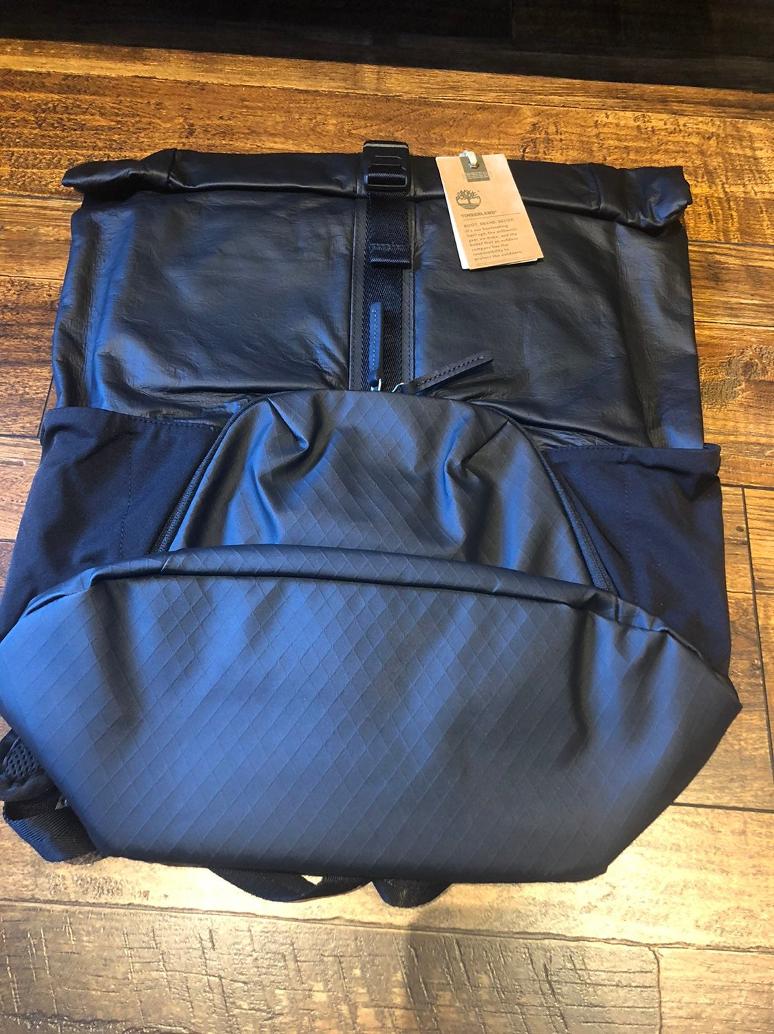 Timberland Parkridge Roll Top Backpack