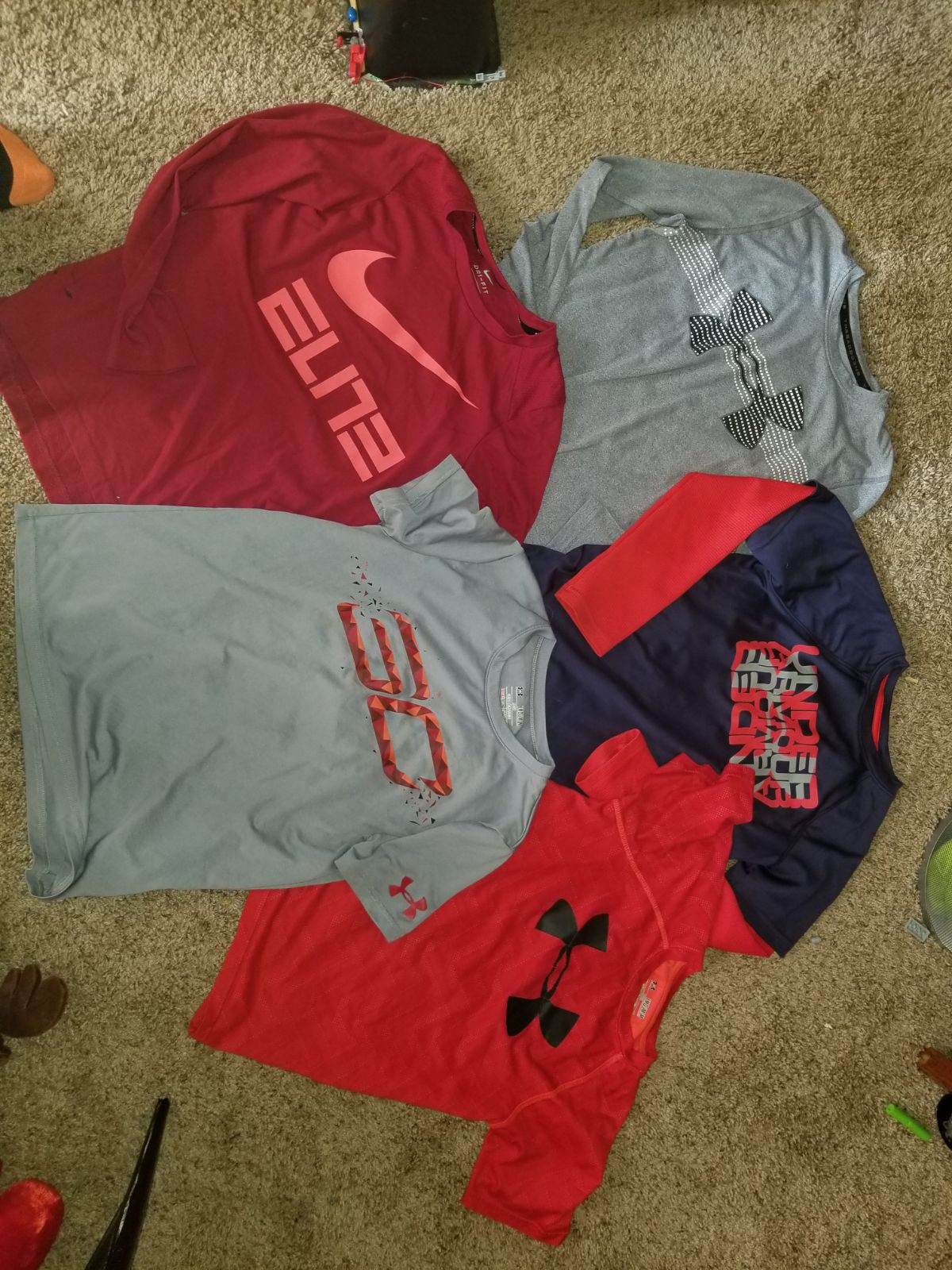 Boys shirt lot