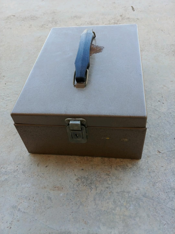 Locking box