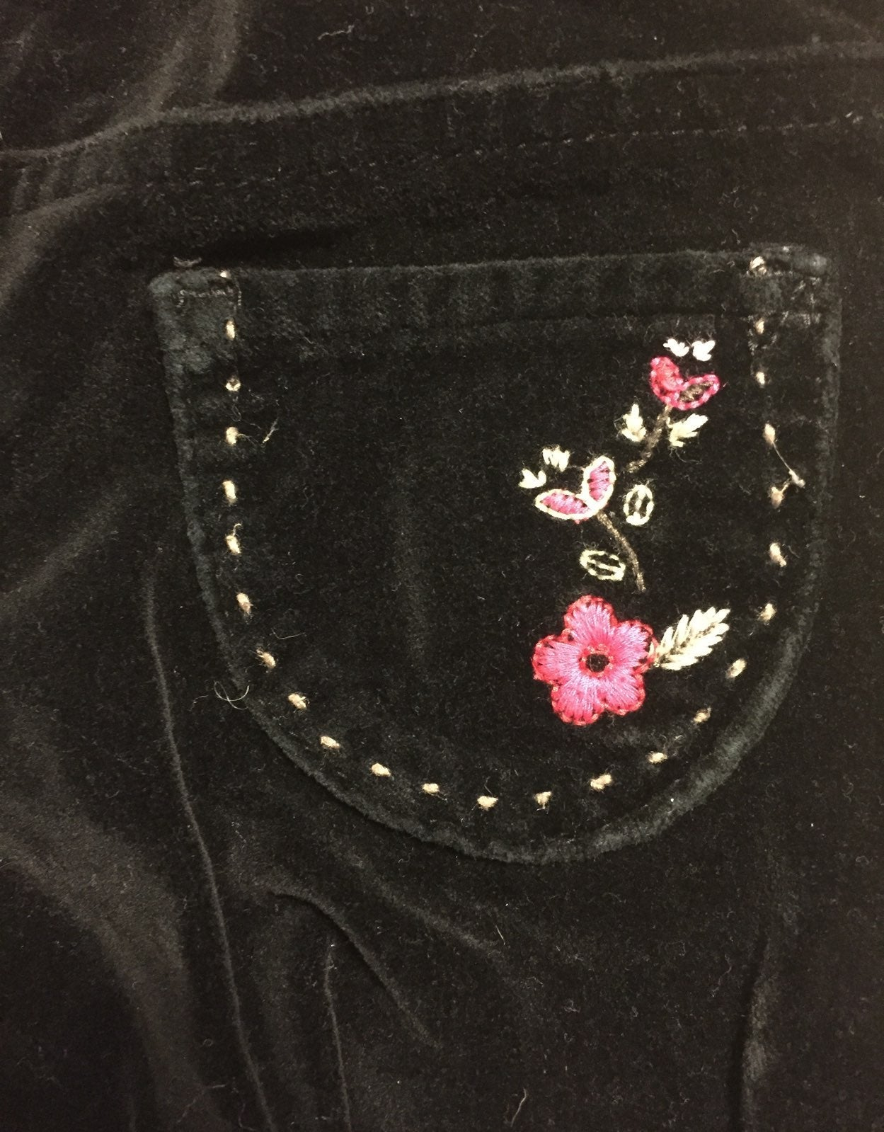 Girls 2 piece outfit pants and blouse