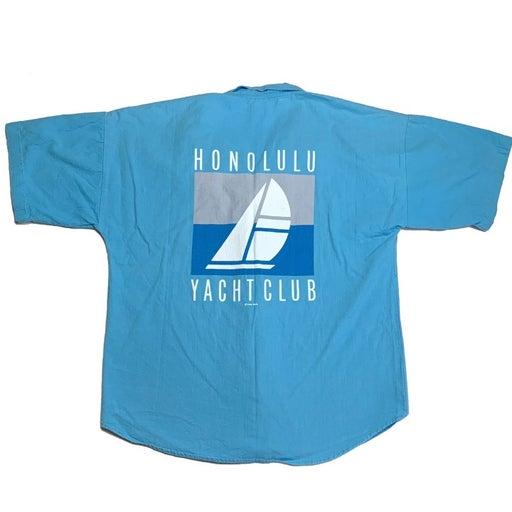 Crazy Shirts Honolulu Yacht Club Shirt
