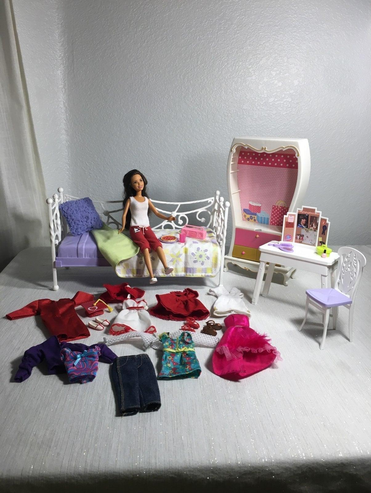 High School Musical Gabriella Bedroom