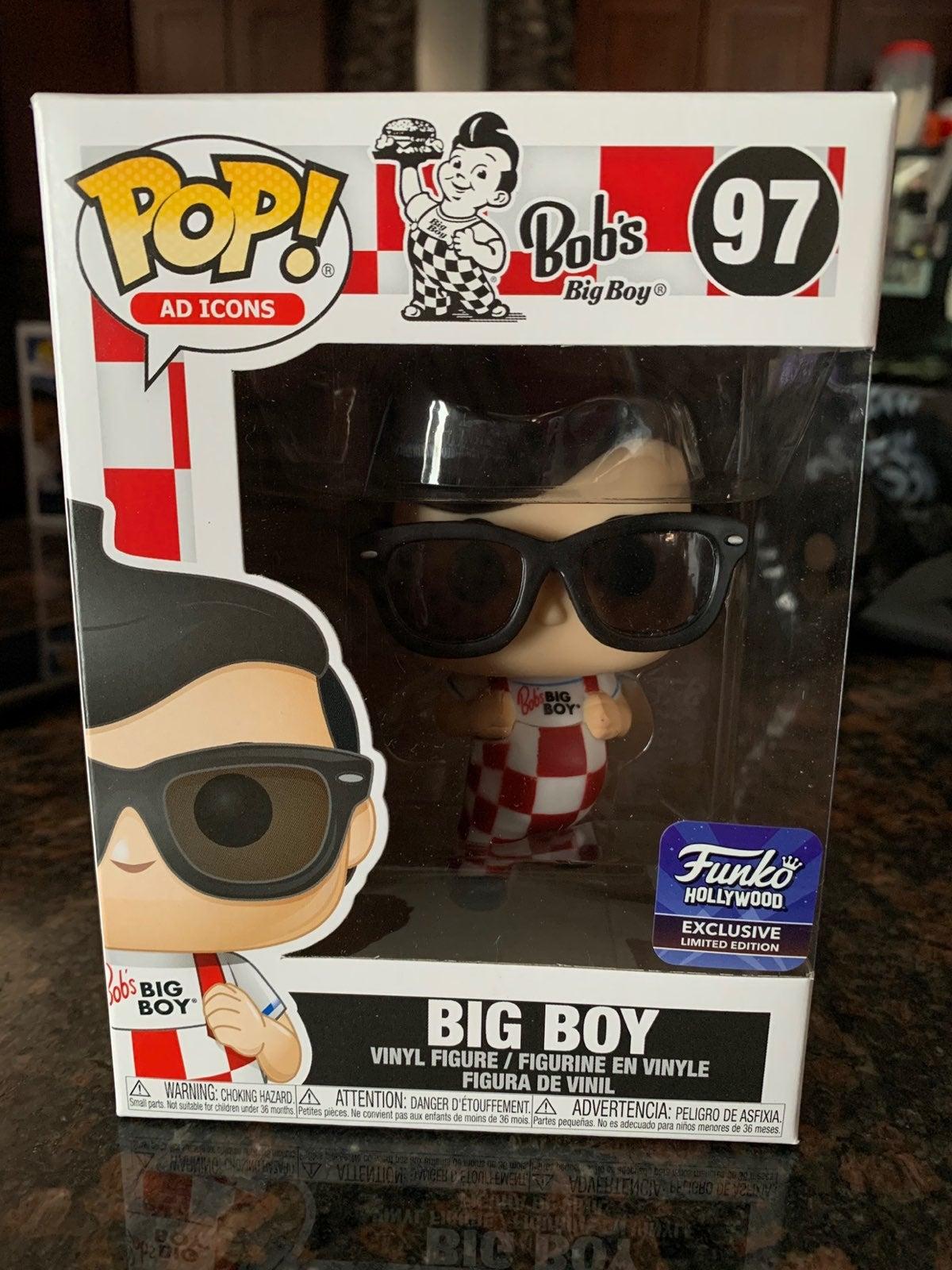 Bobs Big Boy Funko Hollywood Exclusive