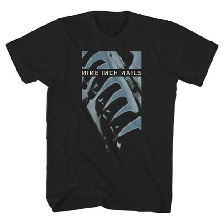 NIN Pretty Hate Machine Mens Tshirt S