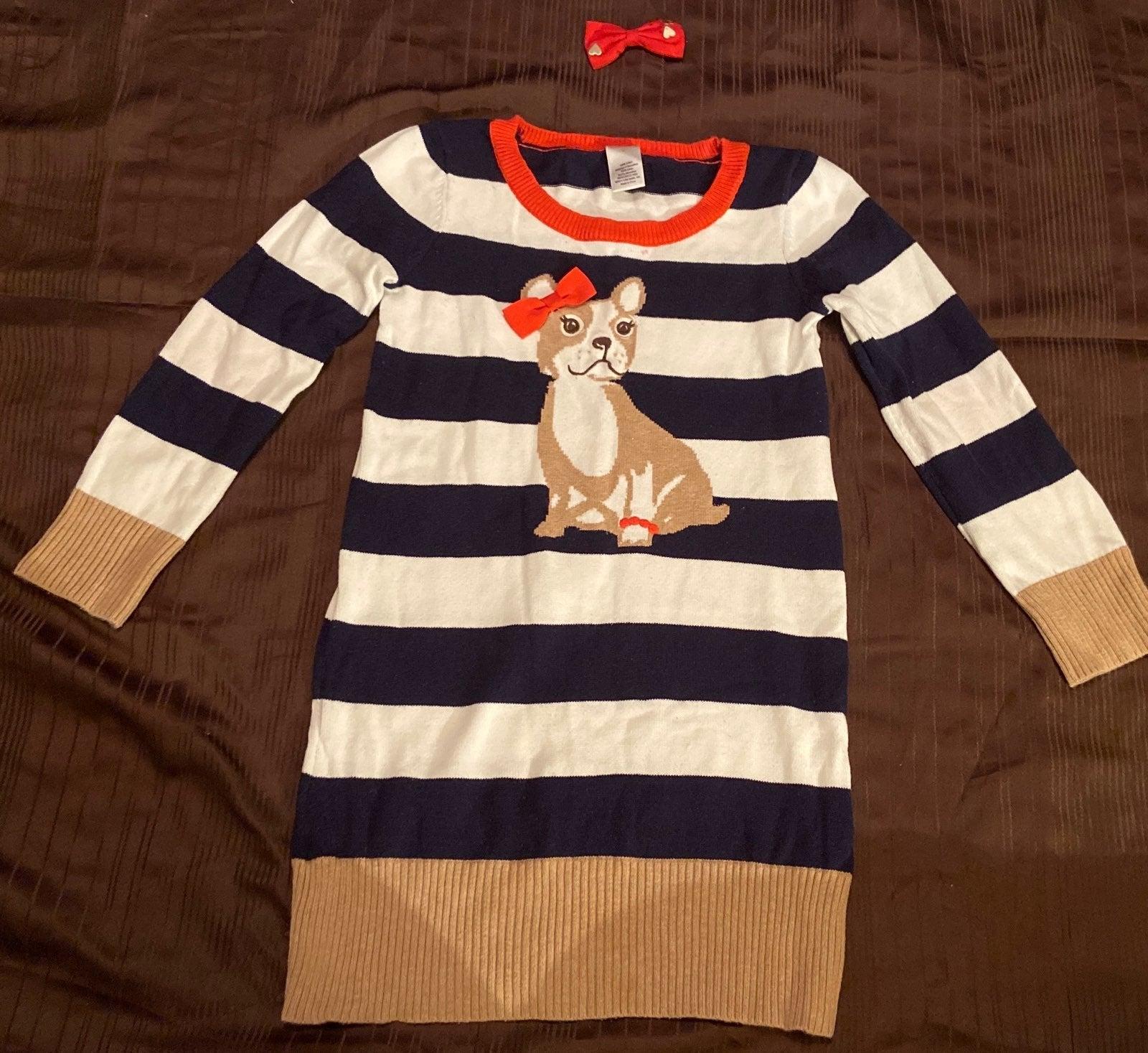 Gymboree Girls size 8 sweater dress