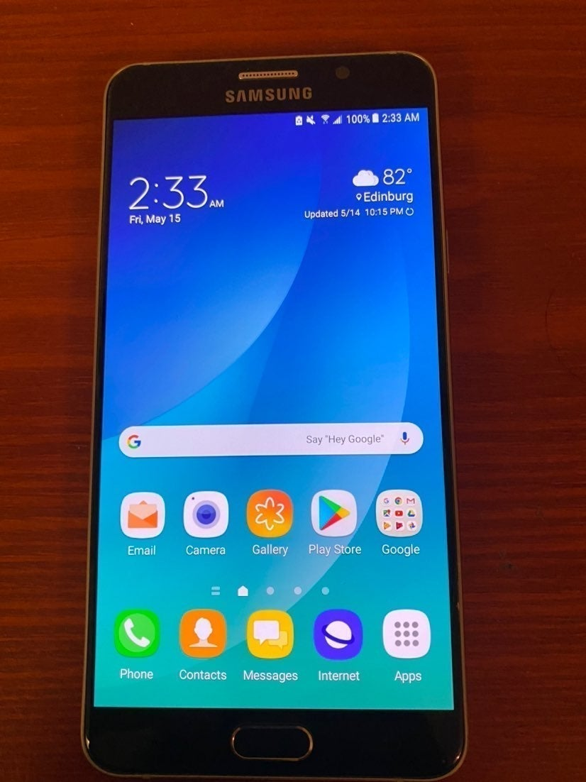 Unlocked T-mobile Samsung Note 5 64gb