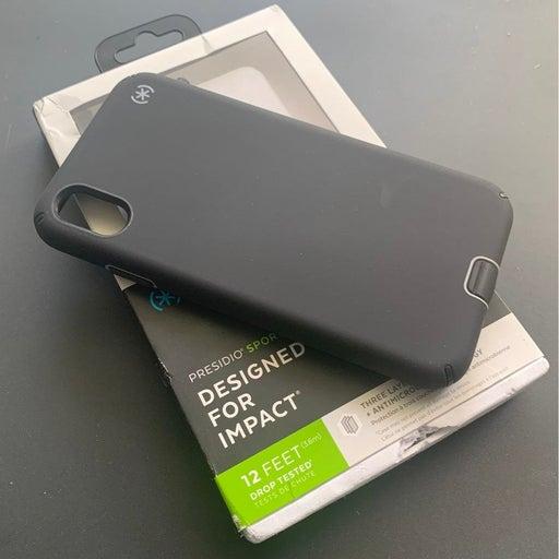 SPECK PRESIDIO Sport iPhone XS Max Blk