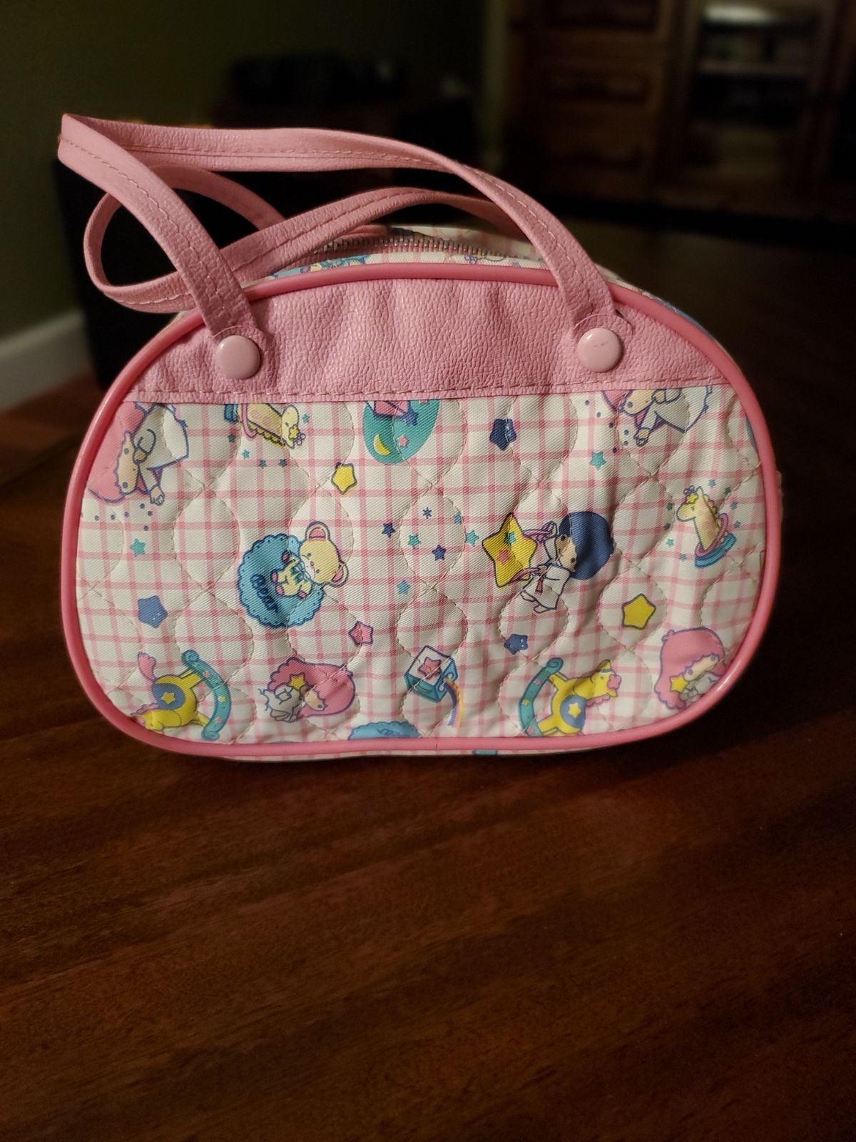 Vintage Little Twin Stars Speedy Bag