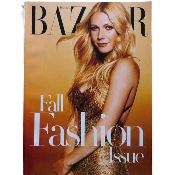 Harper's Bazaar September 2006
