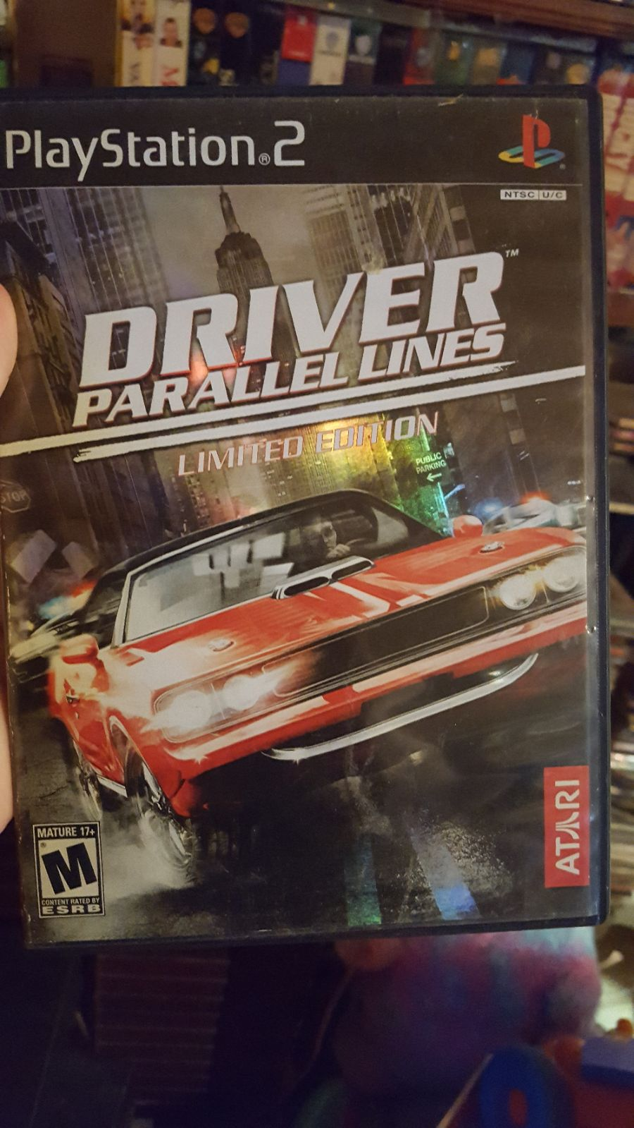 Driver Parallel Lines (ps2)