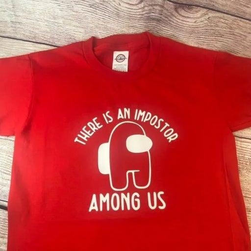 Among us T shirt boys & Girl