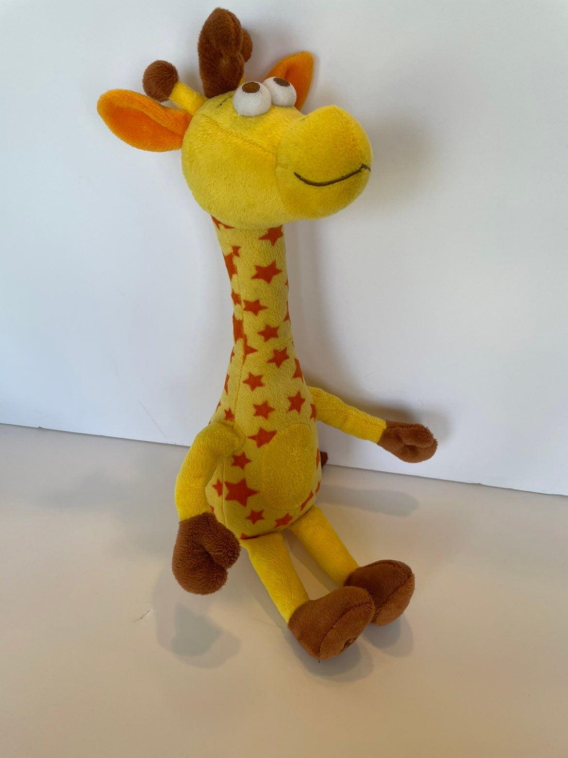Geoffrey Giraffe Toys r us plush