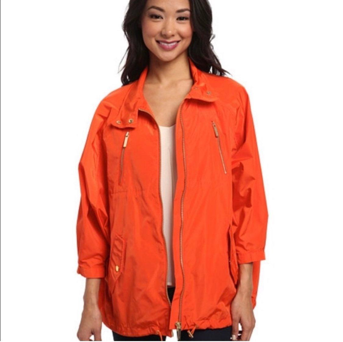 Michael Kors Signature Orange Jacket