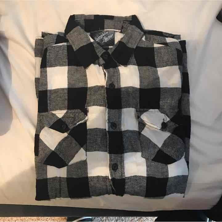 Men's Flannel size XL