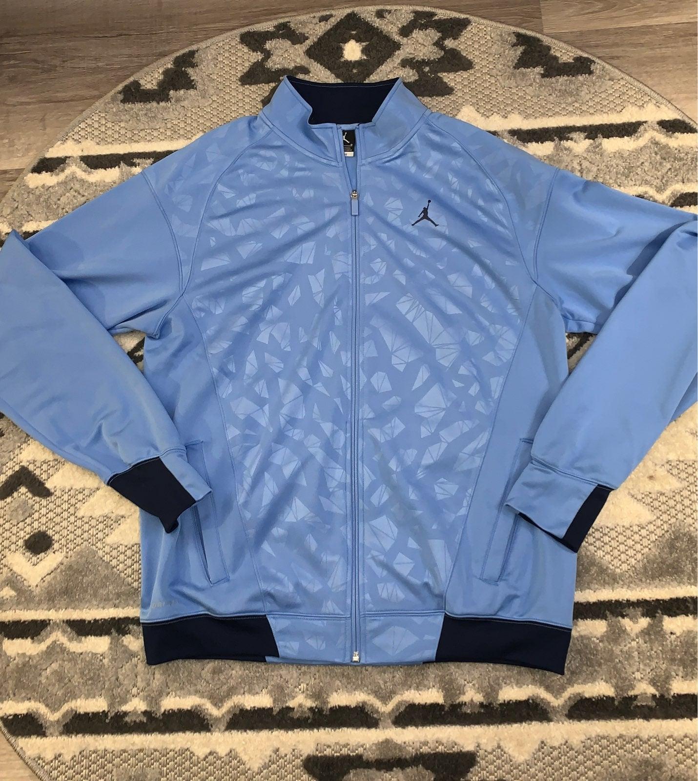 Nike Jordan Tarheels Jacket