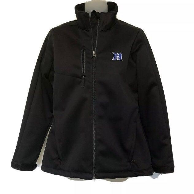 Antigua Golf Jacket Medium Black Lined Z