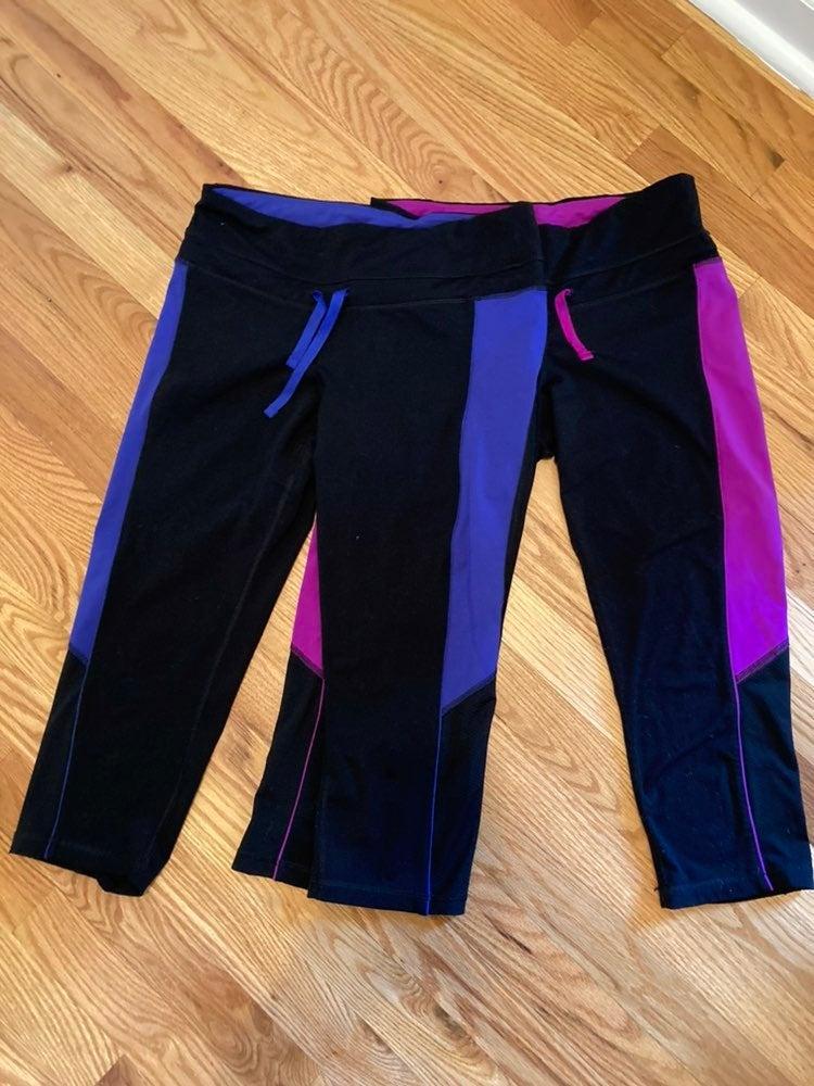 2x Old Navy Crop leggings