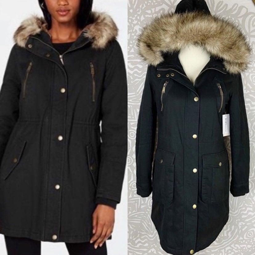 BCBGeneration Hooded Anorak Coat