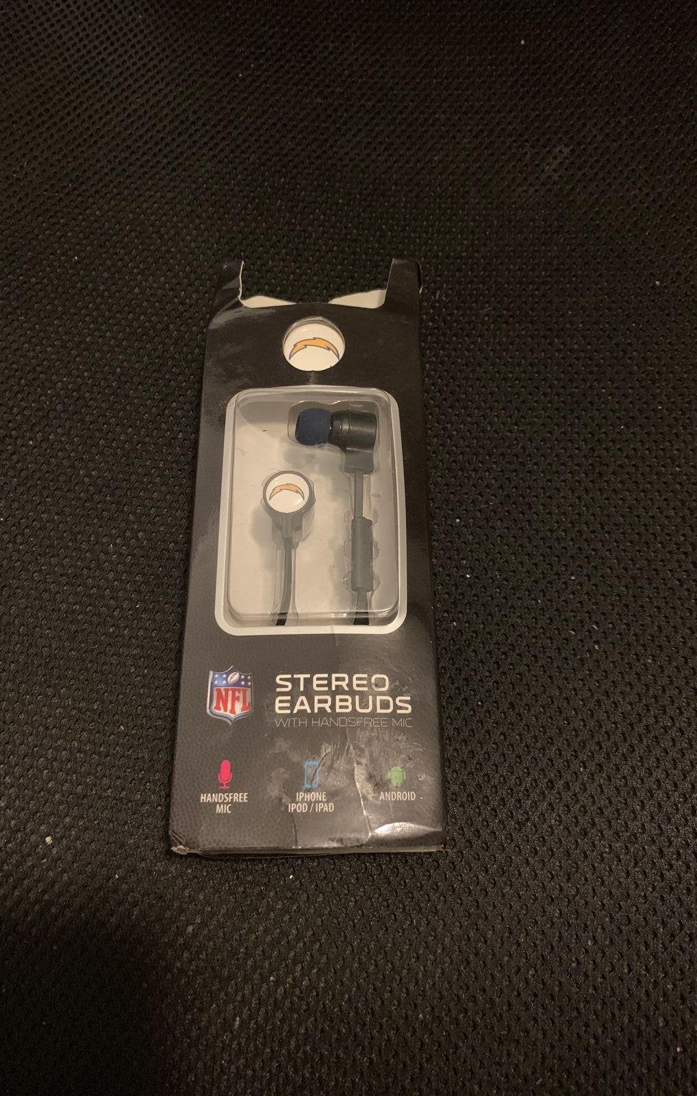 Los Angeles Chargers Headphones NFL