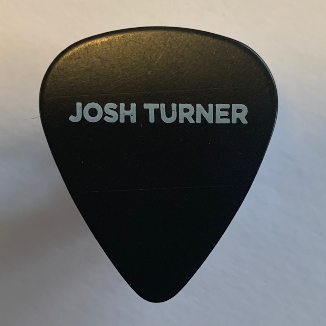 2019 Josh Turner Guitar Pick