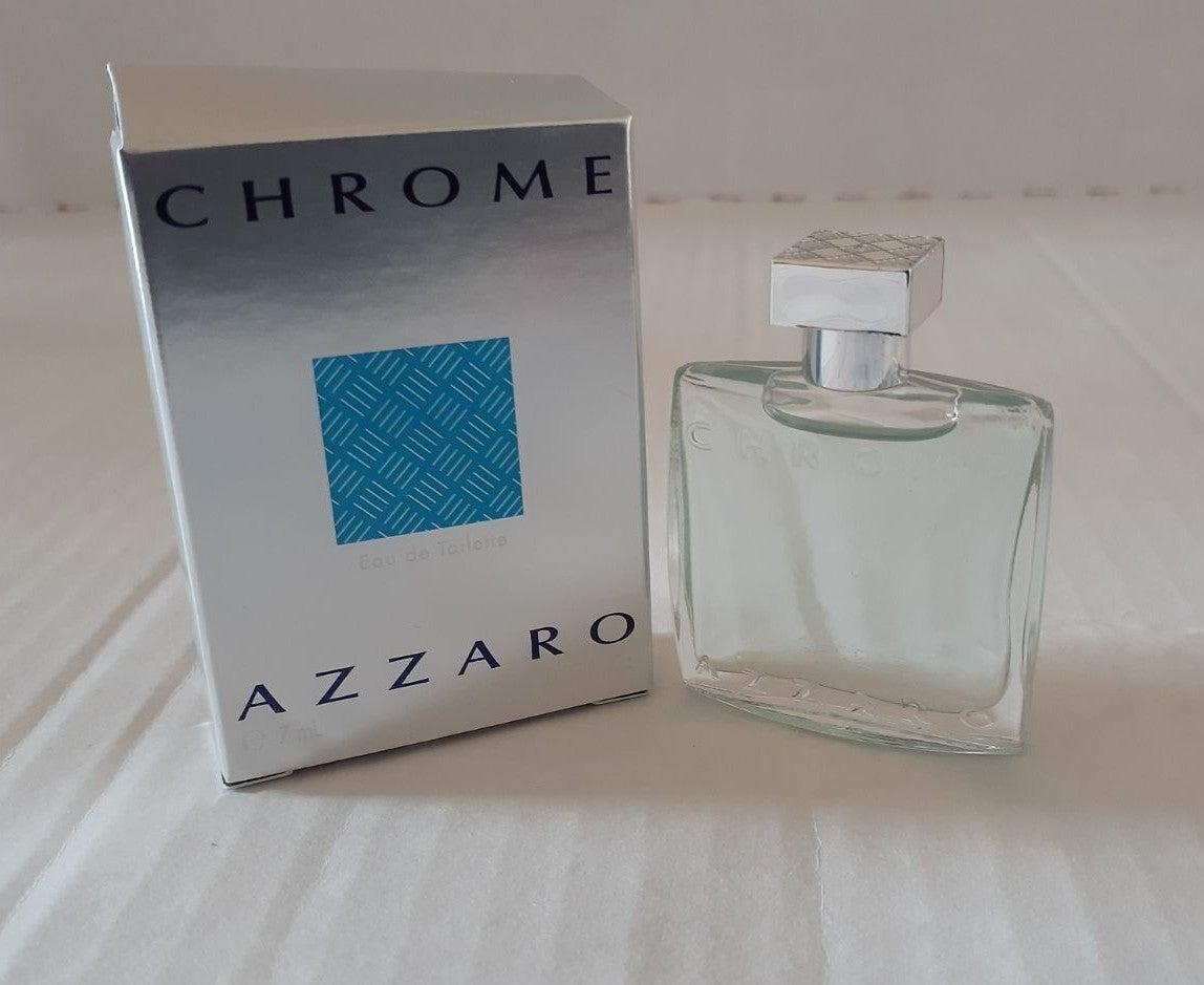 Chrome by Azzaro 0.23oz Mini EDT for Men