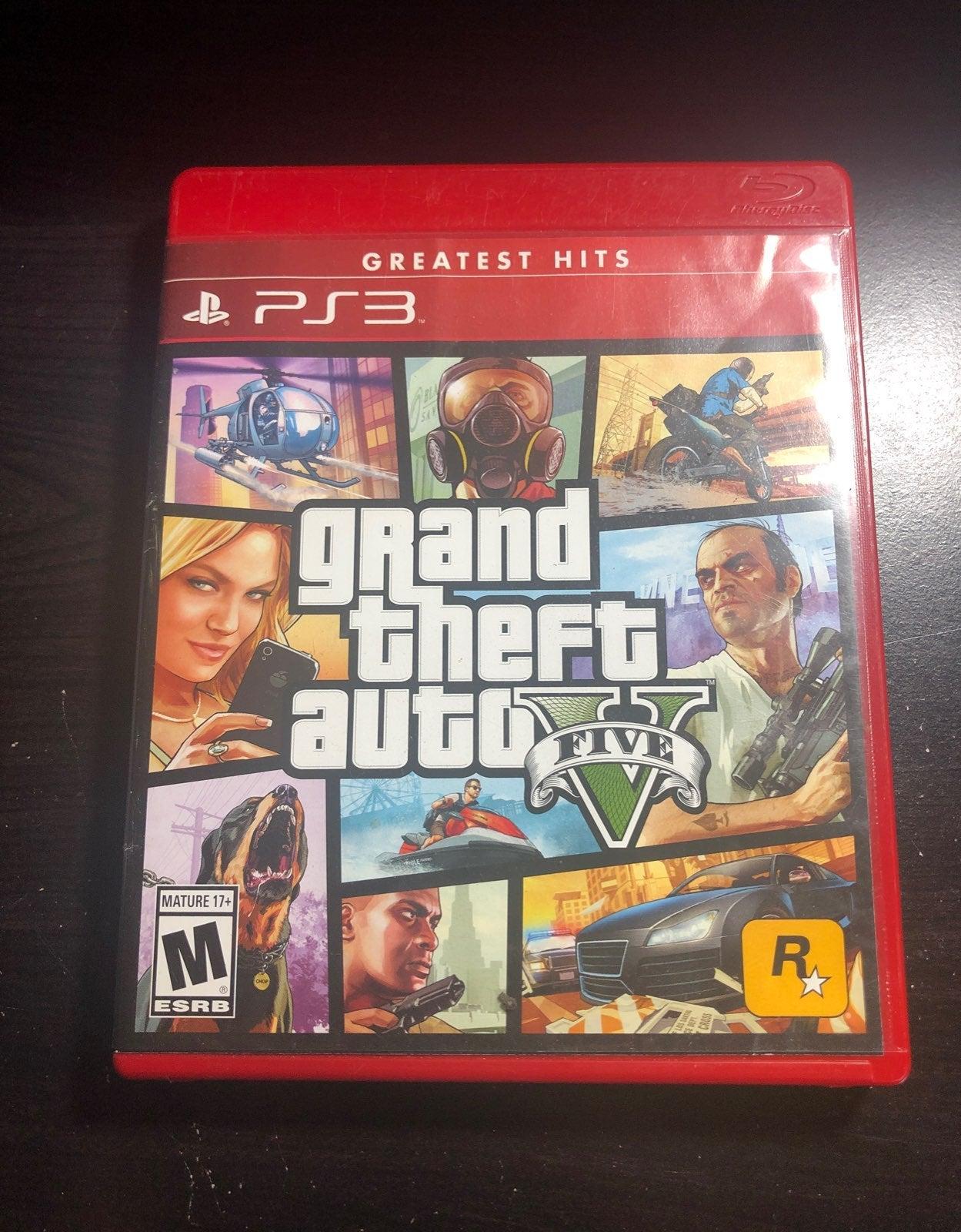 GTA - Grand Theft Auto V: Greatest Hits