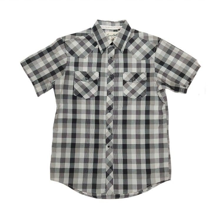 Coastal Men's Short Sleeve Shirt Size M