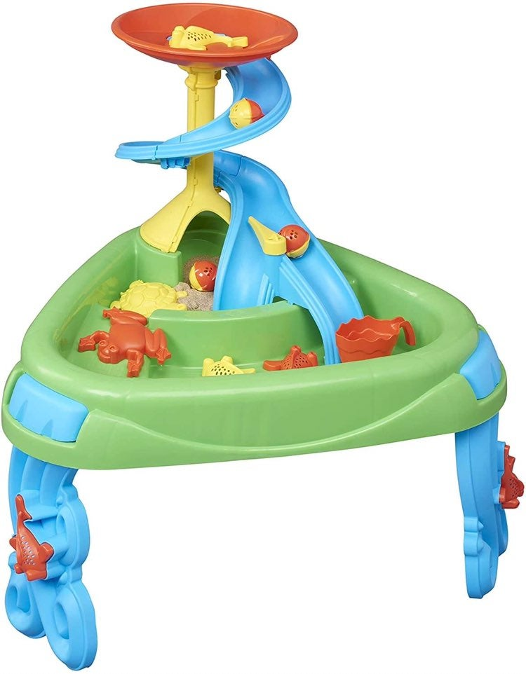 Play Day Sand & Water Table for Kids+acc