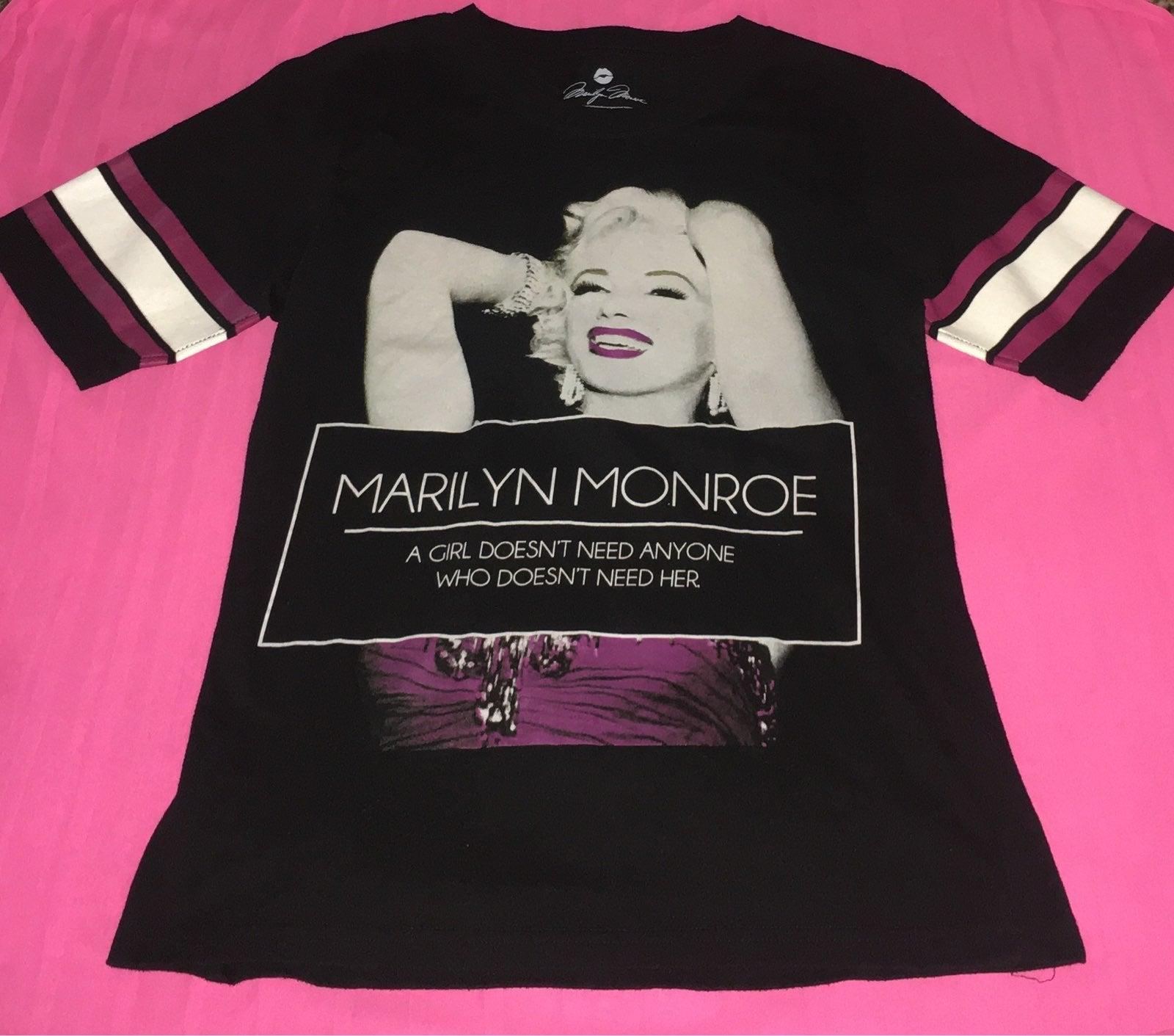 marilyn monroe  T - Shirt