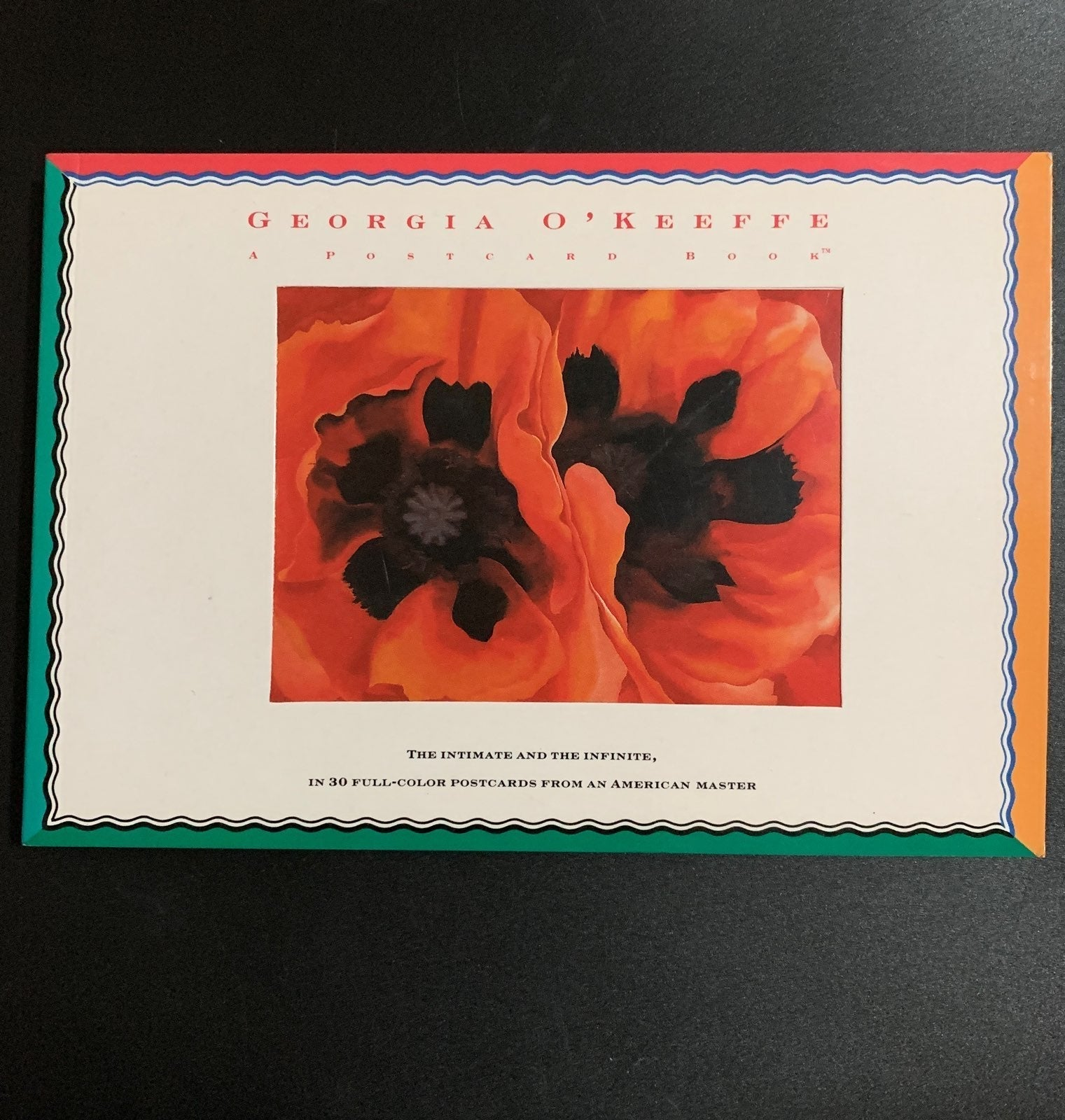Georgia O'Keeffe A Postcard Book