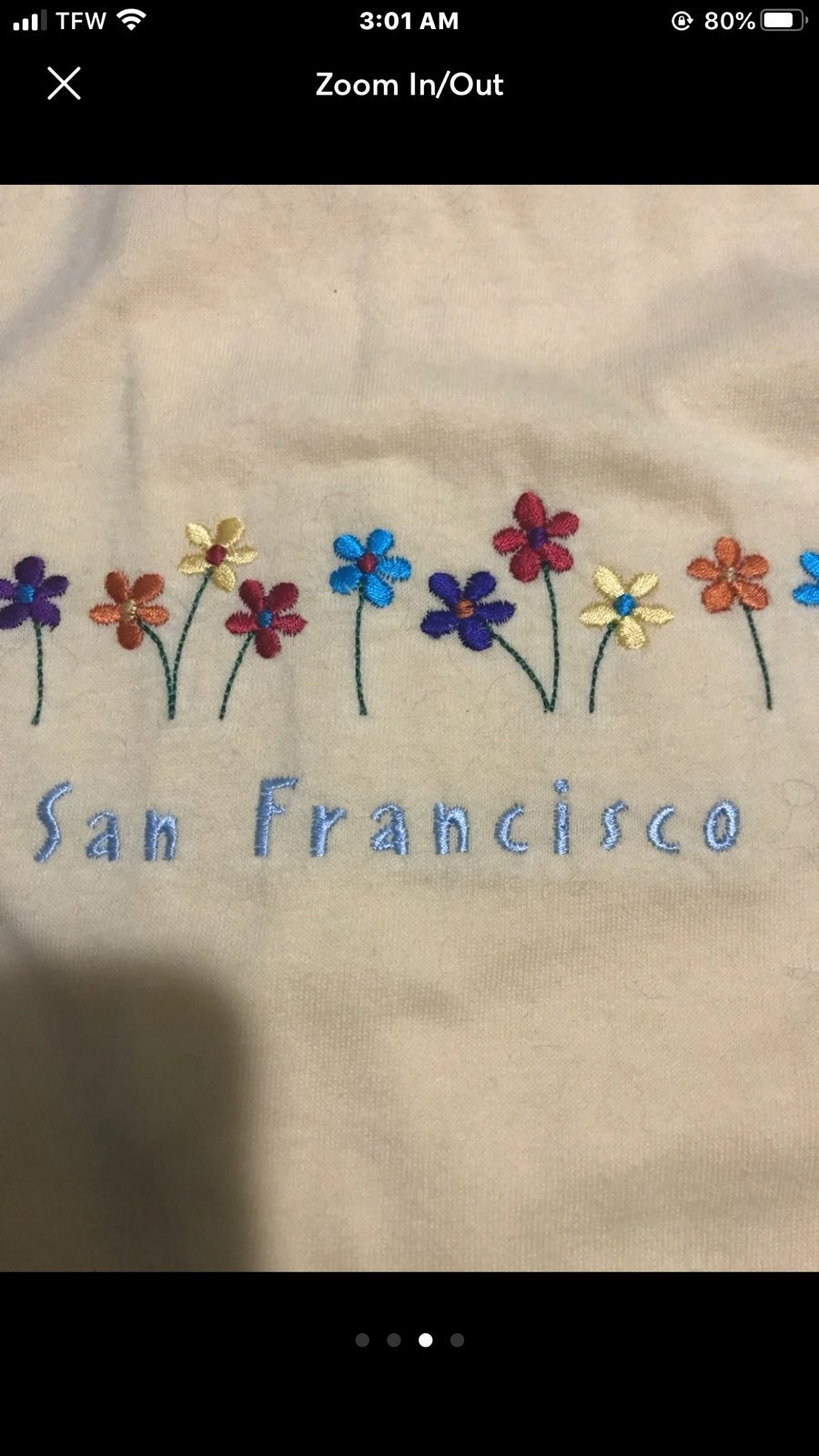 San Francisco New T-Shirt summer is here