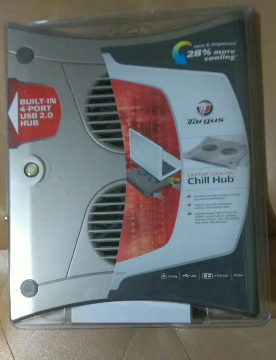 Targus Laptop Chill Hub (Improved Versio