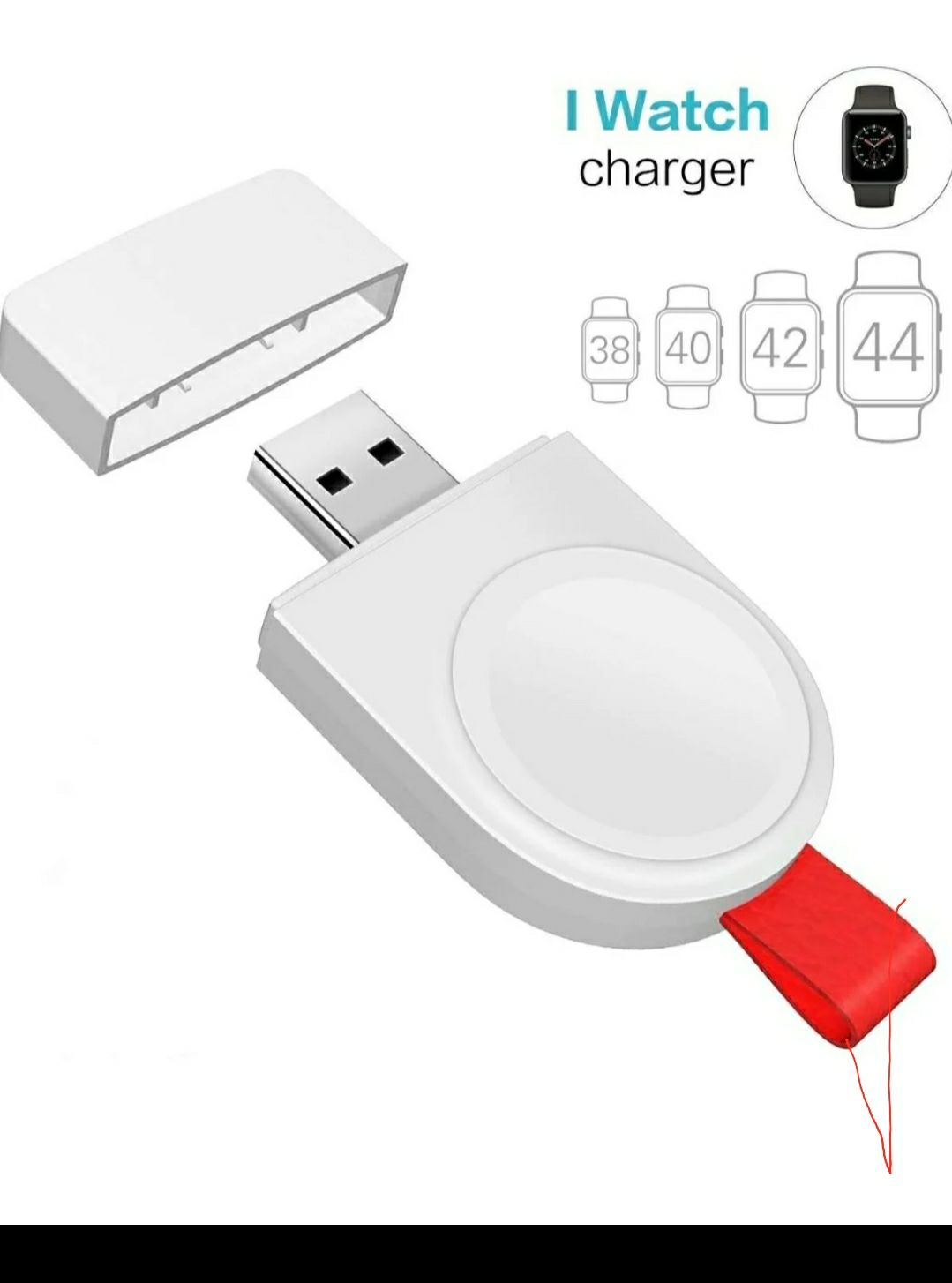 USB Apple Watch Wireless Magnetic Charge