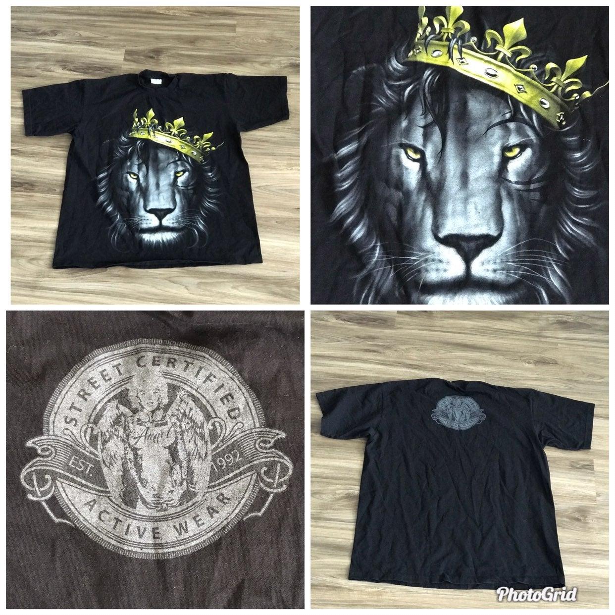 "Men's ""Lion King"" T-shirt sz XXL"