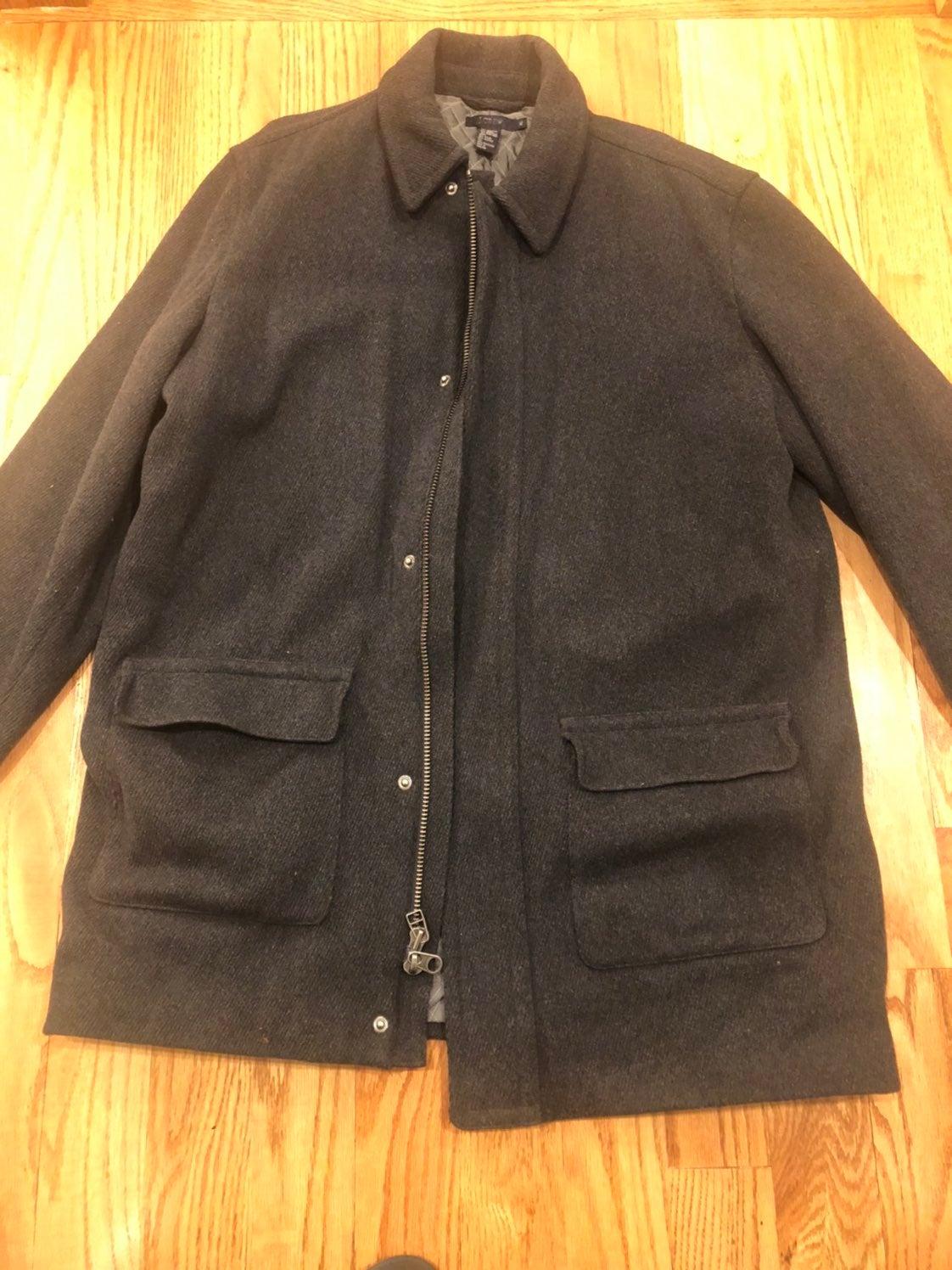 Mens J.Crew winter coat