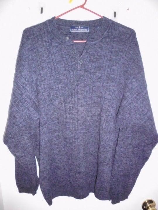 JOHN ASHFORD Sweater LARGE Men