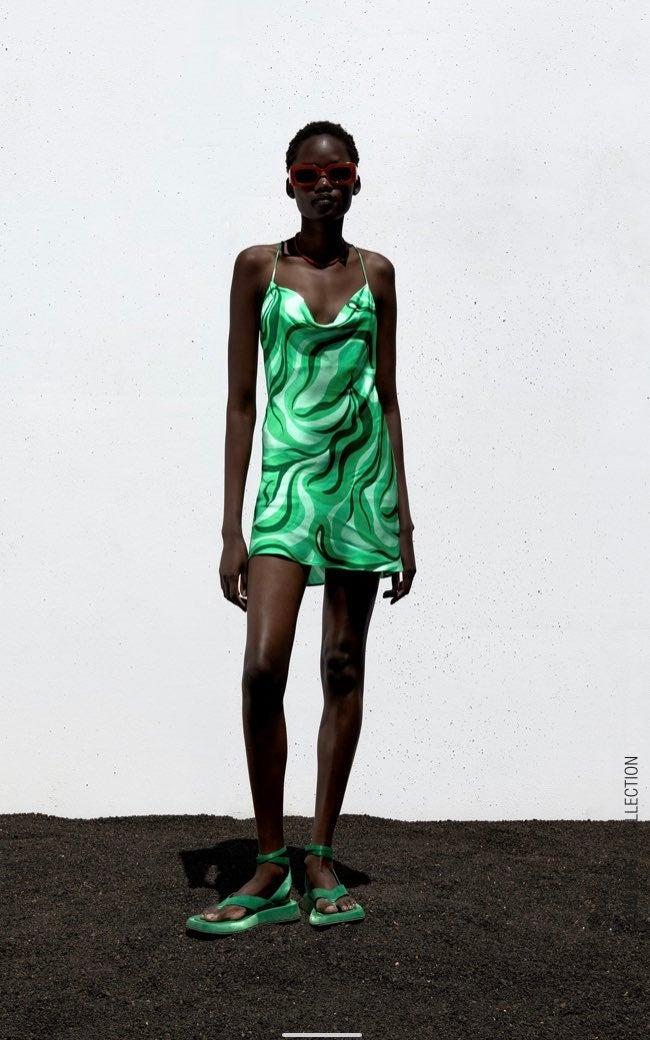 NWT zara dress