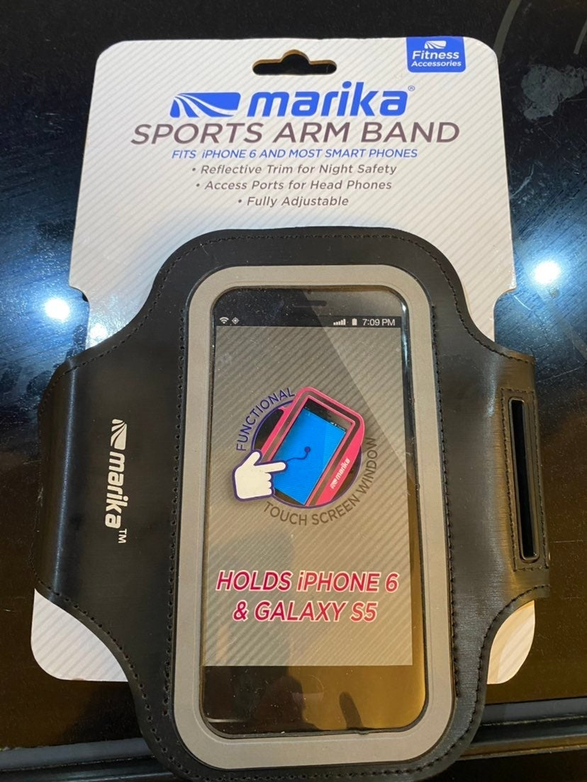 New! Marika arm band for IPhone 6.