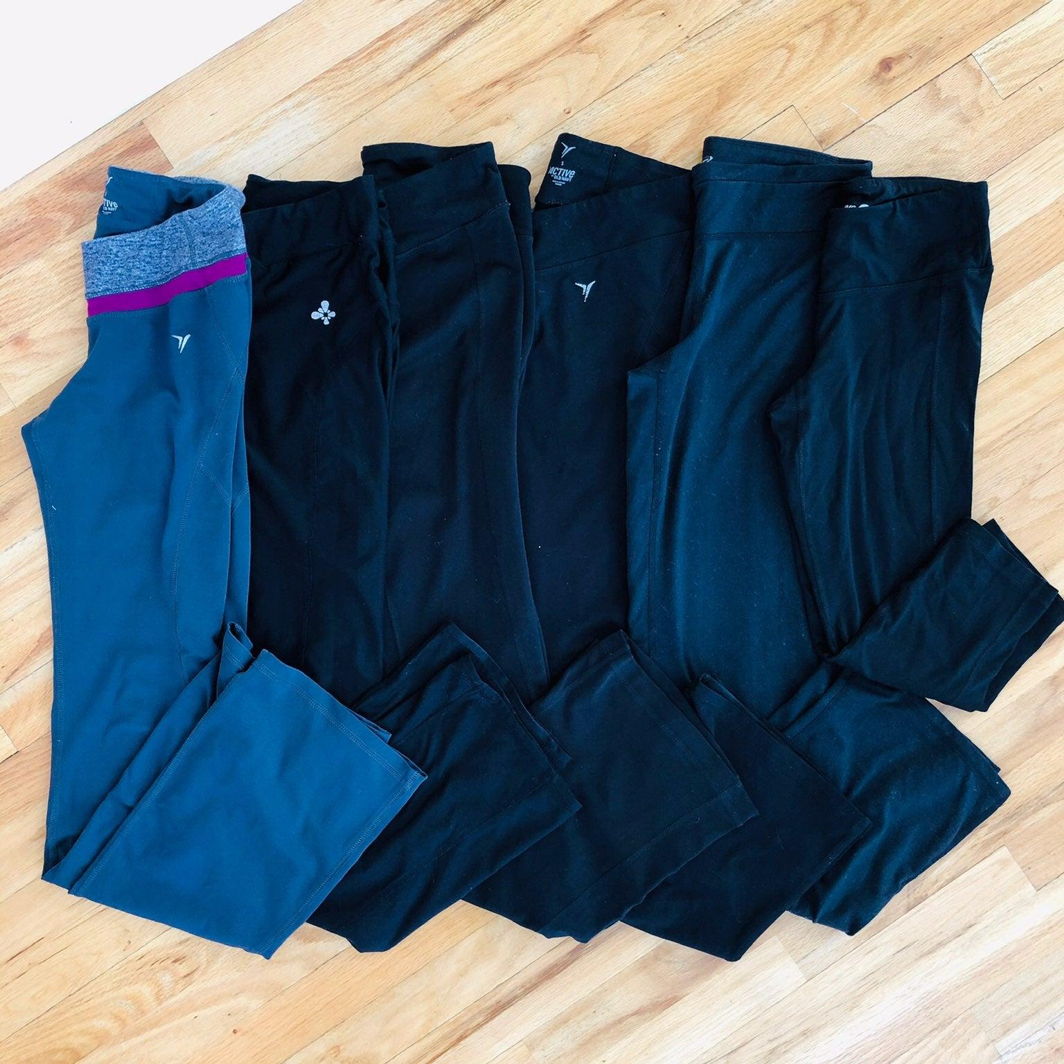 Women's Athletic/Workout Pants Bundle Sm