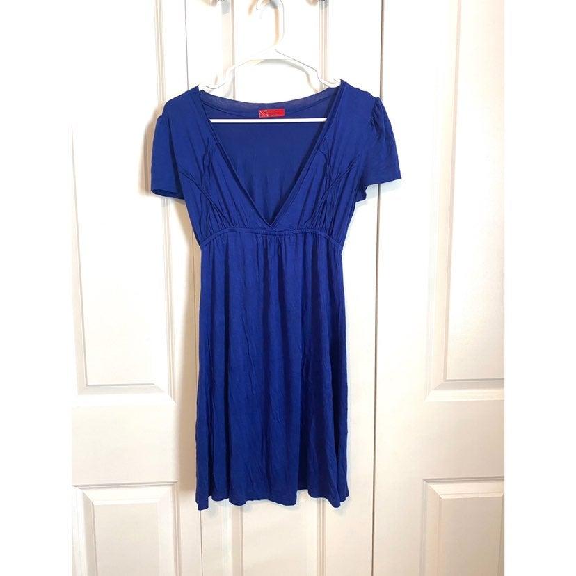 Hourglass Lilly Royal Blue Sundress