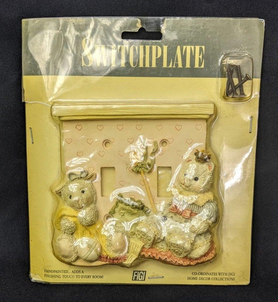 Vintage Figi Forever Friends Switch Plat