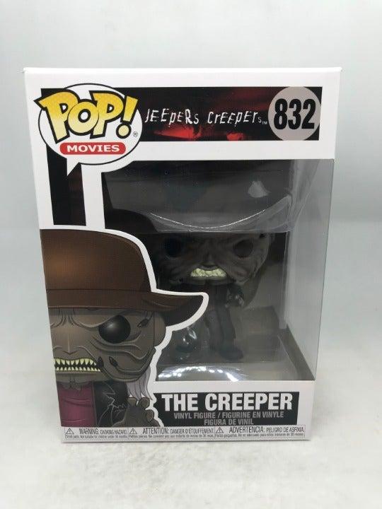 Pop! The Creeper Figure