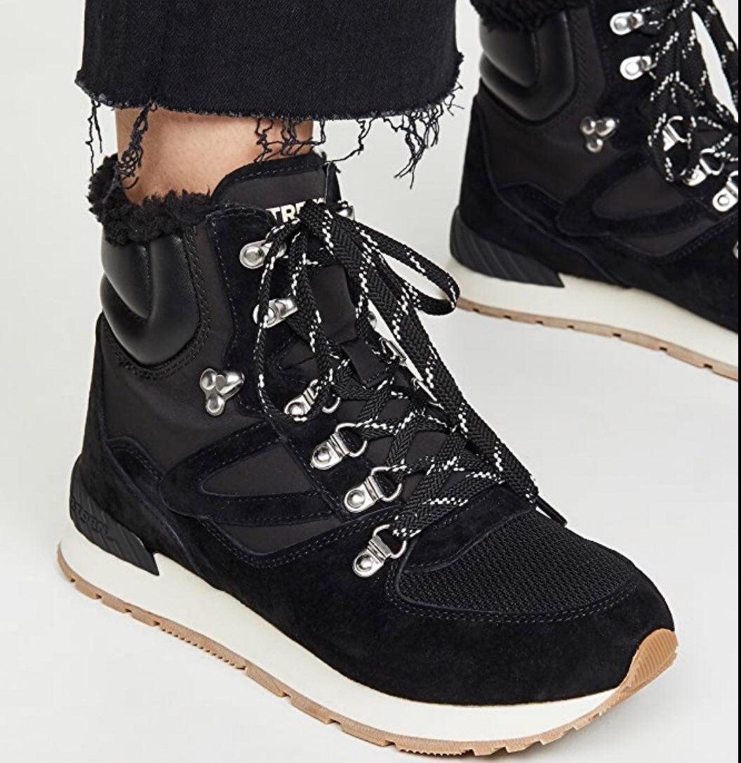 NWT Tretorn Lily 3 hiking Boots 5.5