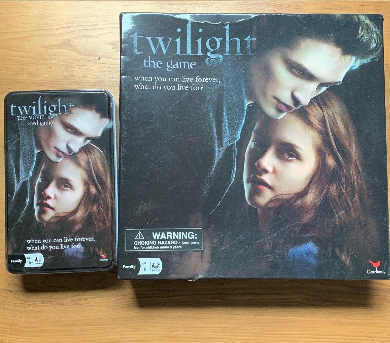Twilight board games
