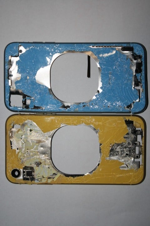 OEM Cracked iPhone XR Housings