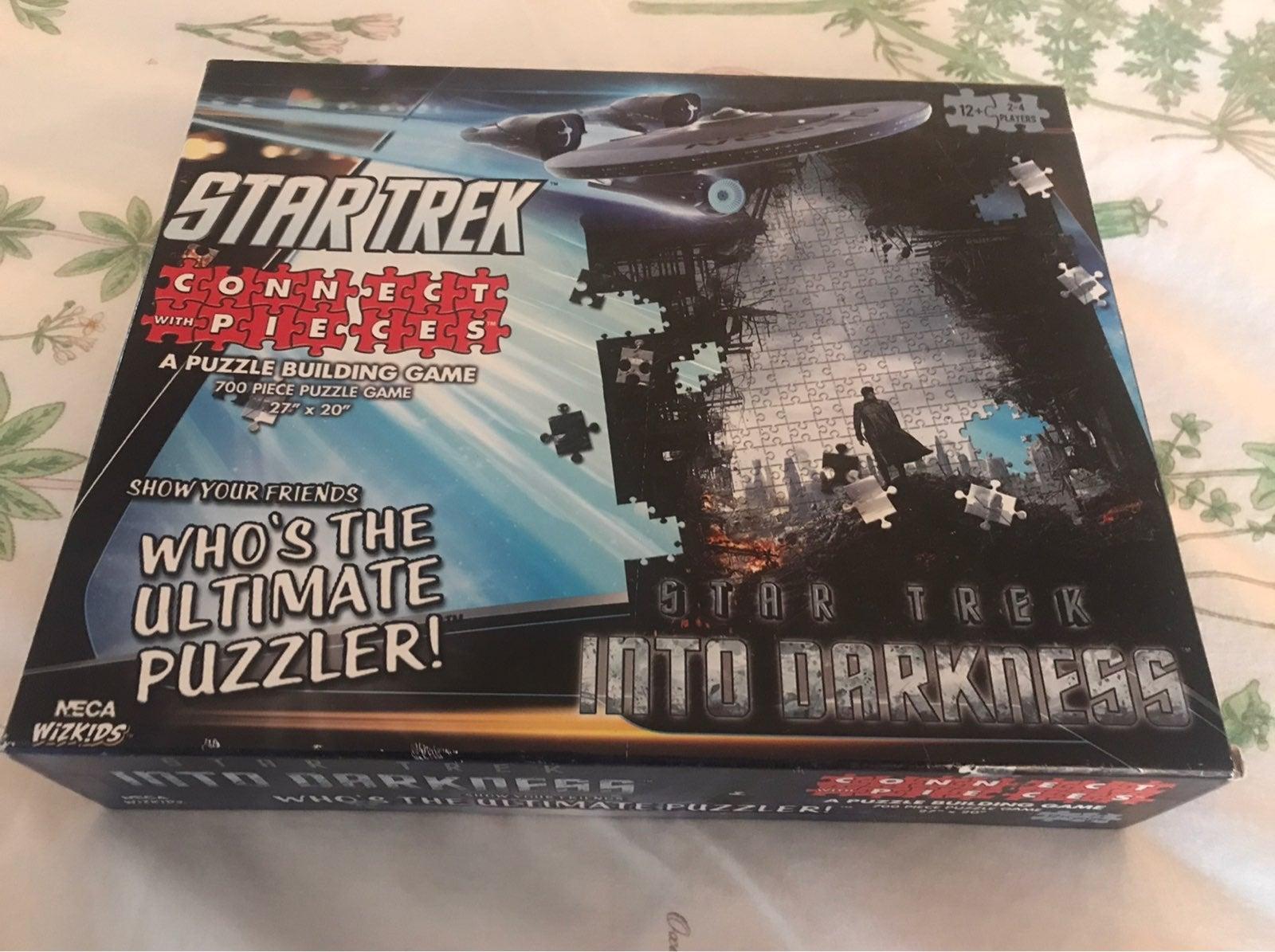 Star Trek Into Darkness Puzzle Complete