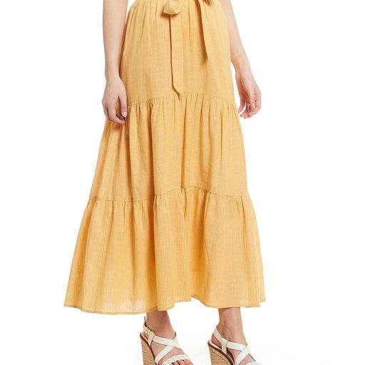 NWT Cremieux Midi Skirt