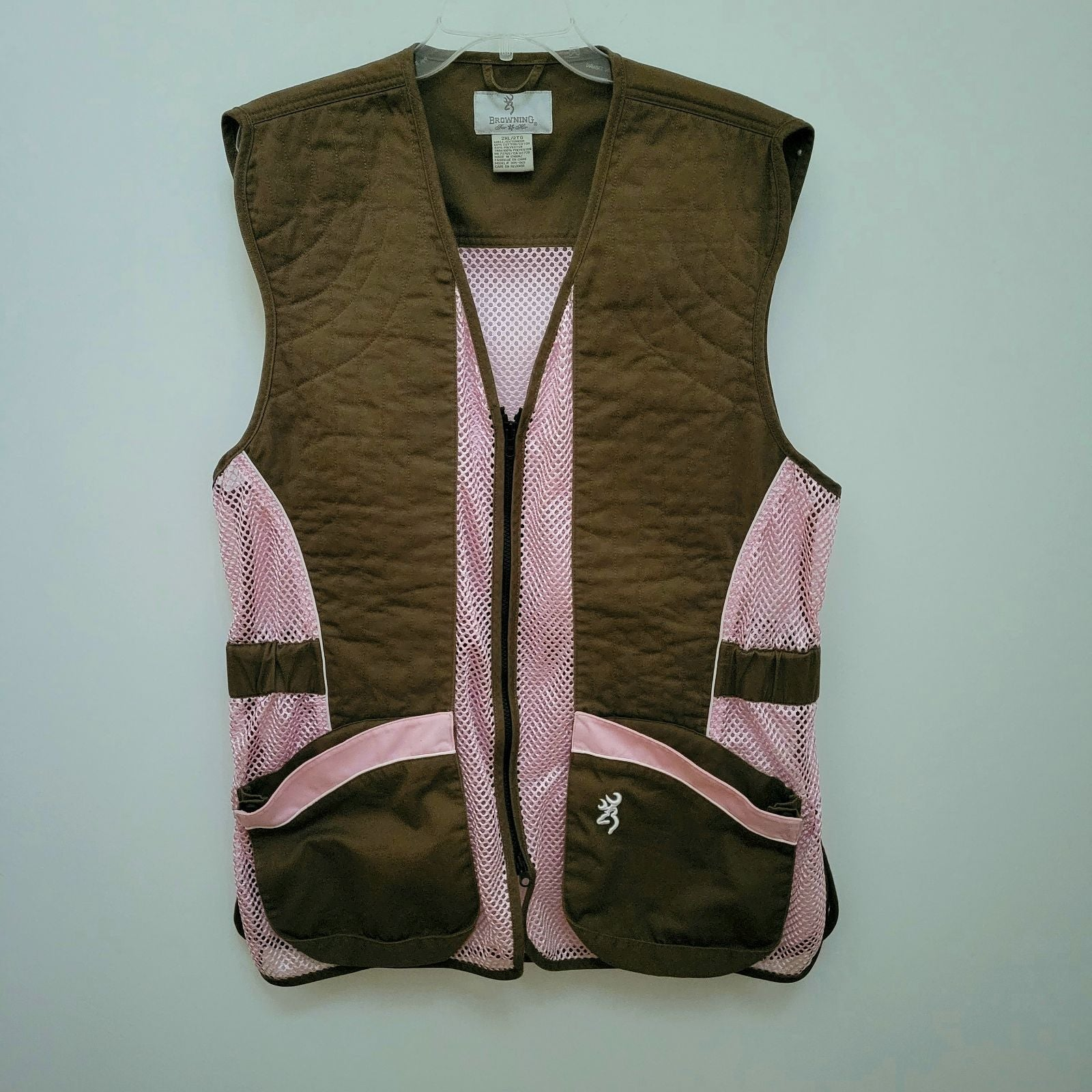 Browning Vest for her 2xl